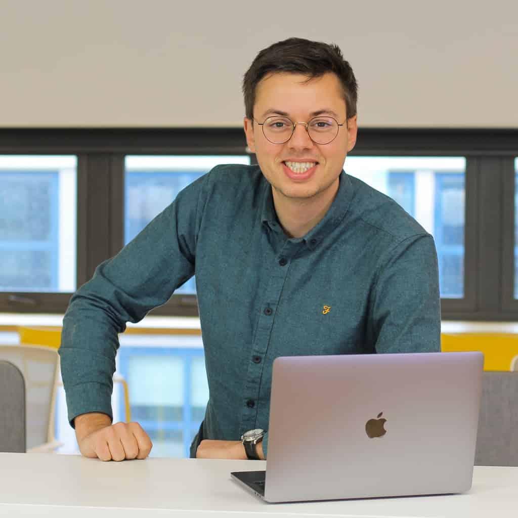 François PELTIEZ Co-fondateur de l'Agence IDEO, communication digitale et print.