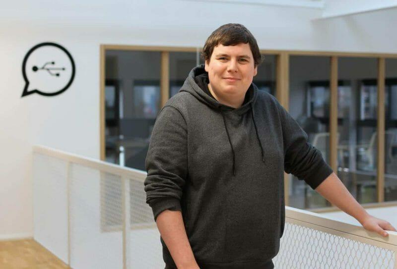 Allan Co-fondateur de l'Agence IDEO, communication digitale et print.