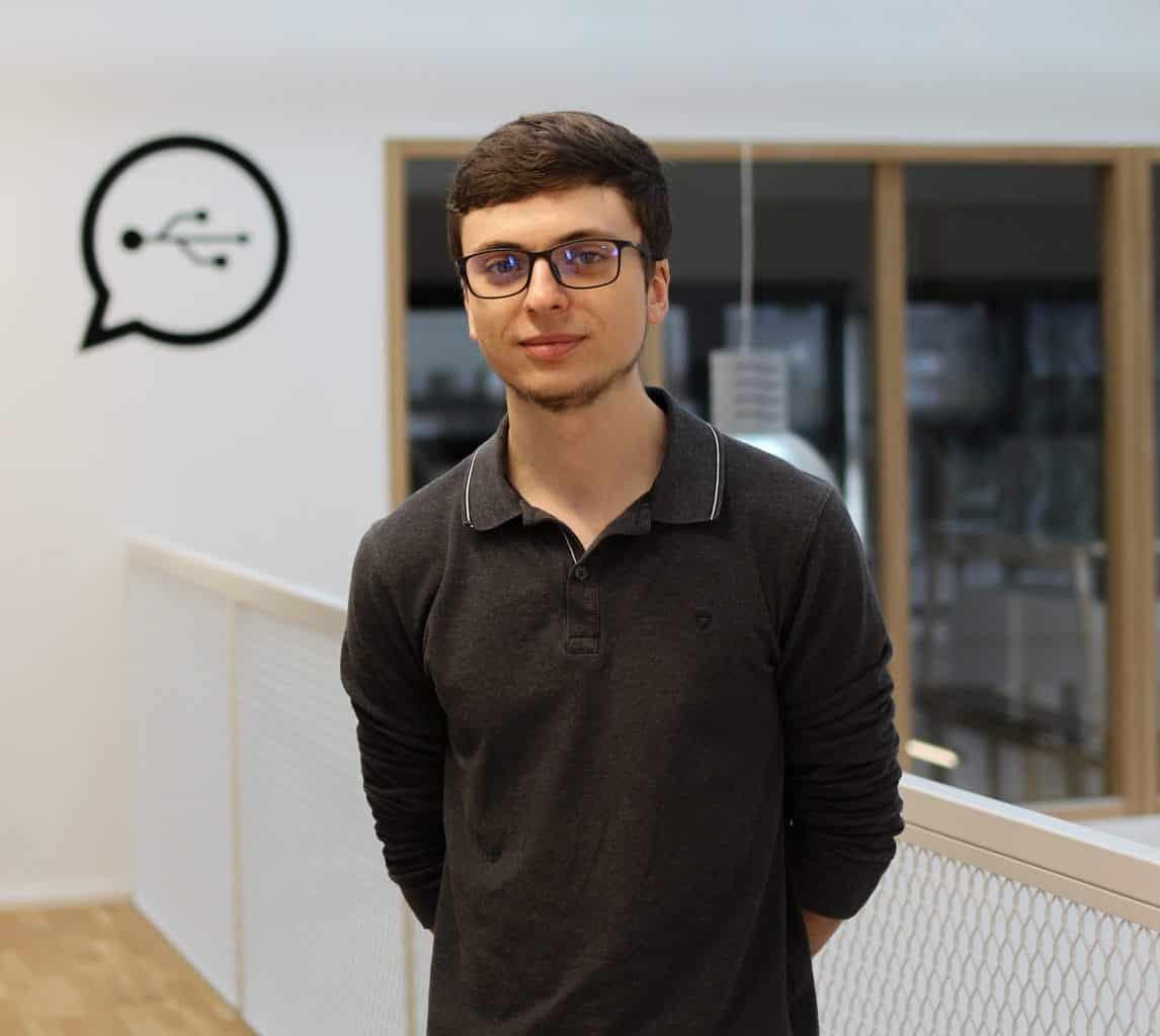 Jimmy Co-fondateur de l'Agence IDEO, communication digitale et print.