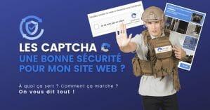 Les CAPTCHA : une bonne sécurité pour mon site web ? - Agence IDEO