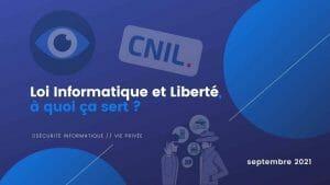 Loi Informatique et Libertés, à quoi ça sert ? Agence IDEO